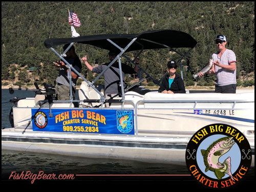 Fish Big Bear Charter Services | Fishing Charter in Big Bear
